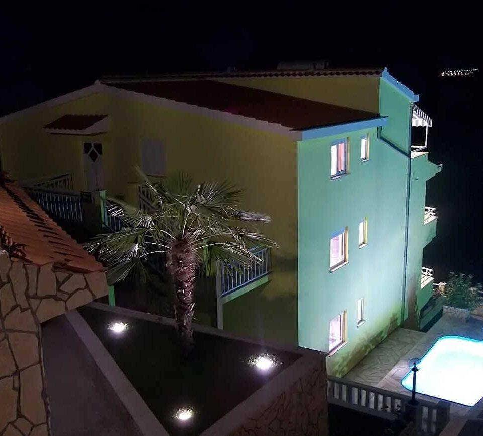 Apartmány Mira Omiš
